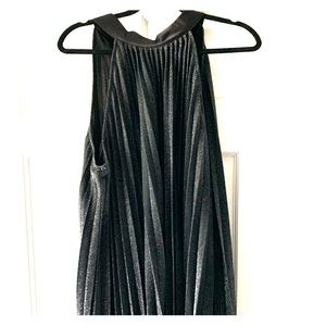Zara sleeveless sparkle dress